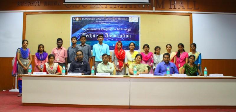 IT Association 2017-18