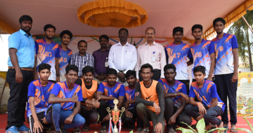 Sakthi Trophy Football Winners